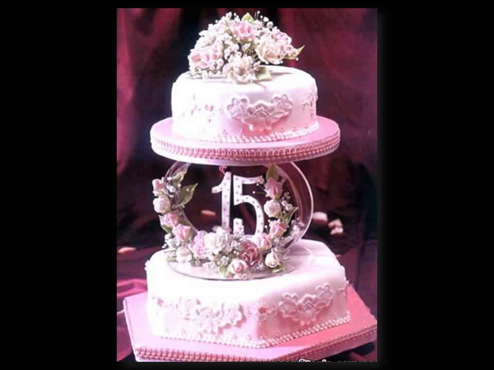 Tortas de 15 tortas para 15 a os con pisos separados for Decoracion de pisos