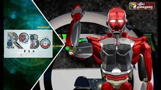Robo Leaks | 25/05/2019 | Puthiyathalaimurai TV