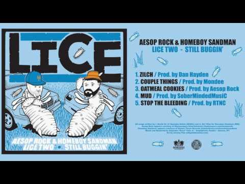 Aesop Rock & Homeboy Sandman - Lice 2: Still Buggin'