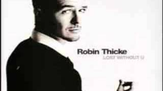download lagu Robin Thicke Im Lost Out You gratis
