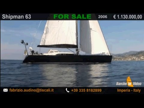 Watch Shipman 63 FOR SALE - NEW PRICE 990K