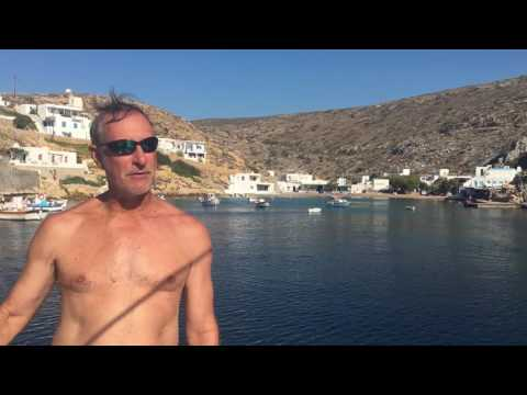 Paul's video review of Med Sailing Holidays