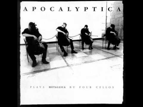 APOCALYPTICA-Plays Metallica by Four Cellos (Full Album)