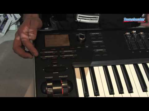 Behringer Motor USB/MIDI Controller Overview - Sweetwater at Winter NAMM 2014