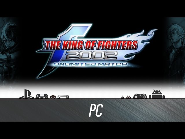 Руководство запуска: The King of Fighters 2002 Unlimited Match по сети