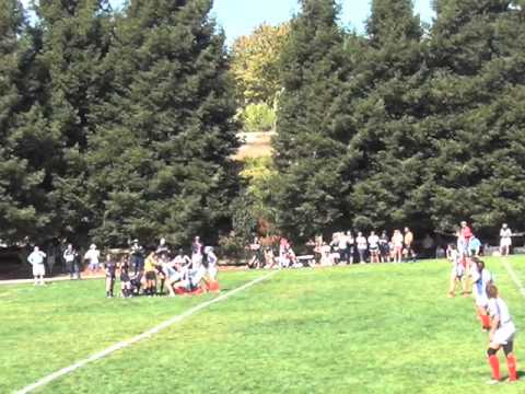 2014 WPL - Berkeley All Blues vs Glendale Raptors (9/27/14)
