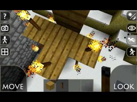 Survivalcraft. THE BEST minecraft clone for android EVER