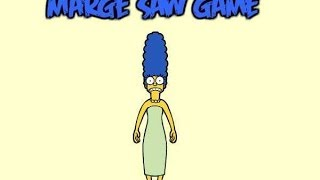 Game | Marge Simpson Saw Game Solución | Marge Simpson Saw Game Solucion