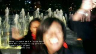 James Jackson and Atlanta Praise Thank You  (Everybody Clap Your Hands)""
