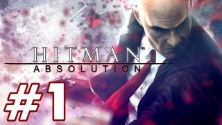 Hitman: Absolution - PART 1 Playthrough + GIVEAWAY [PS3] TRUE-HD QUALITY