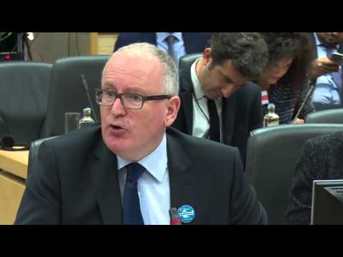Europe will be diverse, or war! - Frans Timmermans