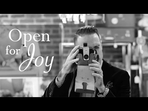 He Spoke Style - Banana Republic #OpenForJoy