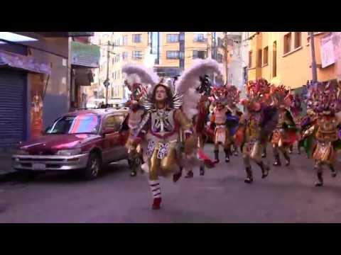 Diablada Mix 2013 - DOBLE VIA junto a la DiabladaEucaliptus La Paz del GP HD