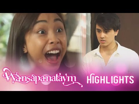 Wansapanataym: Espie realizes that Casper and Vincent are ghosts