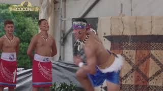 Polyfest 2018 - Samoa Stage: Sacred Heart College Ulufale (Entrance