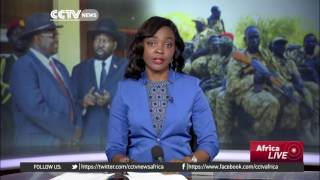 South Sudan: Gunfire erupts near presidential palace