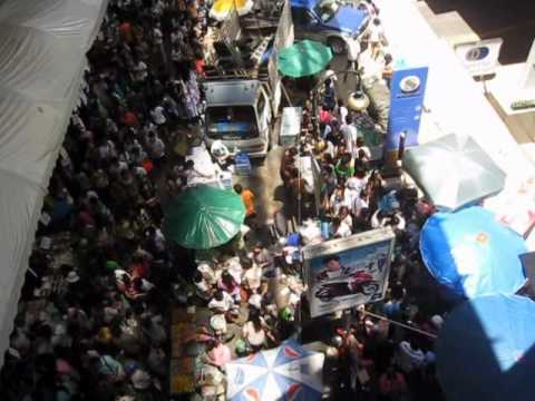 """""""Together We Can: Grand Sale"""" at Silom Road, Bangkok – 29 May 2010"""