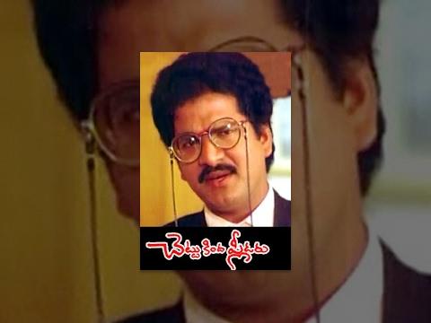 Chettu Kinda Pleader Telugu Full Movie