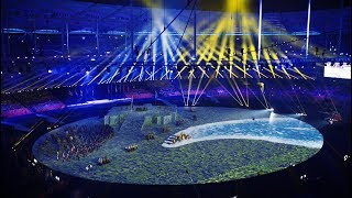 Download Lagu SEA Games Kuala Lumpur 2017 Opening Ceremony, Bukit Jalil Stadium Gratis STAFABAND