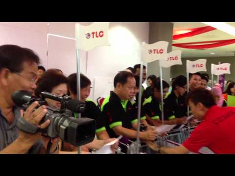 TLC Hypermarket – 1 Shamelin Shopping Mall – Big Sweep Event (2)