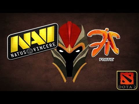 Лучший ФИНАЛ NaVi vs Fnatic #3(30.11.2013) ASUS ROG DreamLeague Dota 2 Grand Final RUS