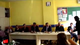 Başkan Murat Aydın Ziya Gökalp İlk Öğretim Okulunu Ziyaret Etti