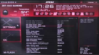 MSI Z87 G45 Gaming anakart İncelemesi