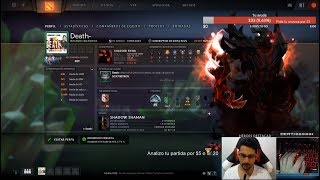 Spam Sf and Spectre Lvl 25 Dota plus - Go inmortal!