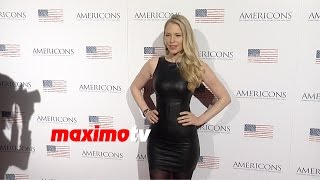 Cynthia Kirchner | AMERICONS Los Angeles Premiere | Red Carpet