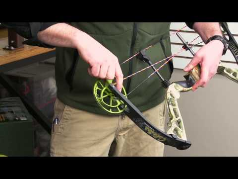 Changing Bow Draw Length
