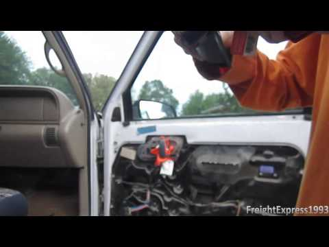 How To Change The Exterior Door Handle The Easy Way On A '88-'98 Chevy C/K Pickup & GMC Sierra