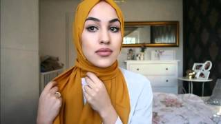 Hijab Tutorial - Lia Fashion