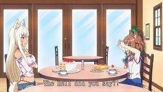 Nekopara OVA Catfight