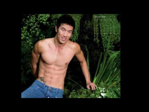 Sexy hot almost NUDE Asian Male models part 2 HD HQ audio and pics