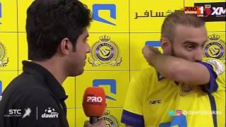 محمد السهلاوي : مبروك الفوز و نتمنى من الجمهور مساندتنا في المباريات القادمة