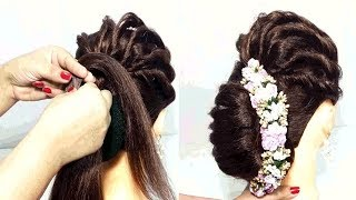 Awesome Hairstyle for party/wedding || Hairstyles for long hair || Hair Style Girl || hairstyles