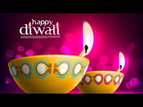 Diwali Special 3D Animation, Whatsapp Status Video, Wishes, SMS - Happy Diwali Video 2017