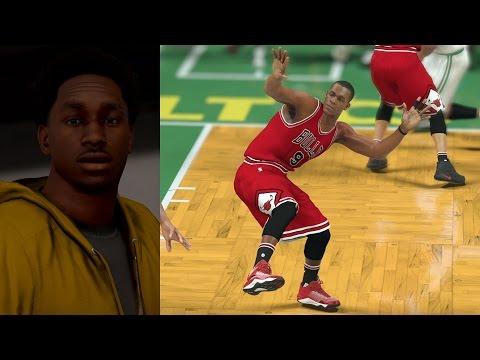 NBA 2K17 My Career - Denver's Endorsement Advice! Rondo's Leaning PS4 Pro 4K