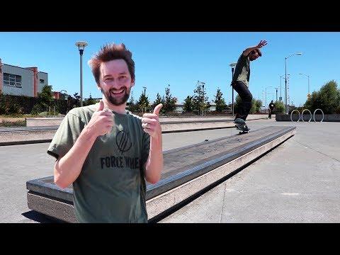 BRAILLE STREET SKATING MISSION | SAN FRANCISCO SPOT
