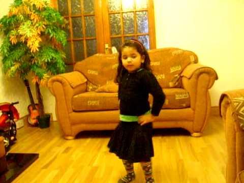 Sarah dancing to doom machale