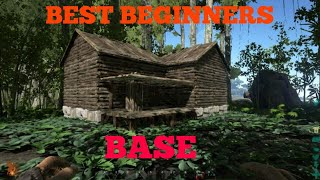 How to build a base for beginners ark survival evolved