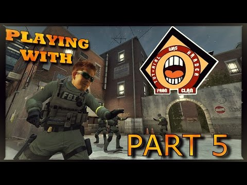 Cs Go: Playing With The Pron Clan 5 - Cs backalley, Darude-sandstorm, Coop mission rush video