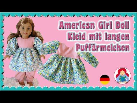 Charmant American Girl Puppe Muster Frei Nähen Zeitgenössisch ...