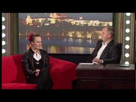 1. Anna Polívková – Show Jana Krause 10. 2. 2012