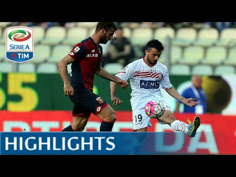 Carpi-Genoa 4-1 - Highlights - Giornata 33 - Serie A TIM 2015/16