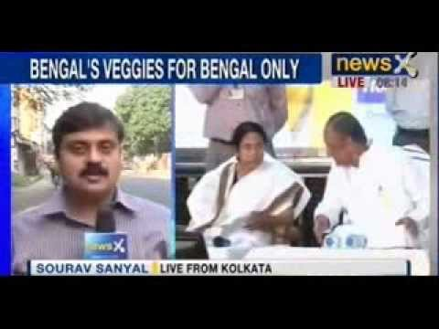 West Bengal CM Mamata Banerjee imposes ban on export of vegetables to other states - NewsX
