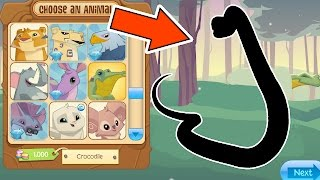 There is a NEW ANIMAL Coming to Animal Jam!