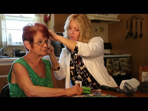 Via Christi Community Cares Clinic Helps Patients With Pulmonary Disease video