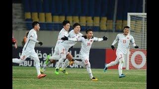 Hành trình vào Chung kết U23 Châu Á 2018 của đội tuyển Việt Nam