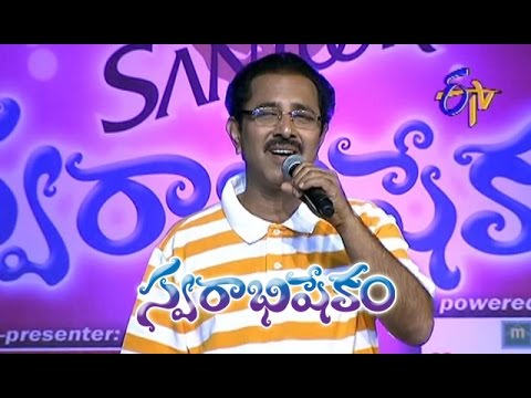 Malle Teegaku Song - Vandemataram Srinivas Performance in ETV Swarabhishekam - Chicago,USA